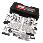 Craftsman 165 Piece 165 pc Mechanics Tool Set Kit Metric