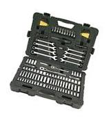145-Piece Mechanics Tool Set Stanley Kit