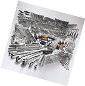 Craftsman 413 piece pc Mechanics Pro Tool Set SAE METRIC