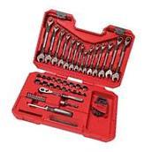New Craftsman 56 PC Mechanics Tool Set Socket Wrench Set