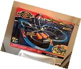 Fast Lane Mega Loop Speedway Track Set For Hot Wheels Race