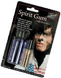 MEHRON SPIRIT GUM ADHESIVE AND REMOVER SET SPECIAL EFFECT