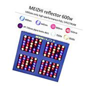 MEIZHI Reflector 600W LED Grow Light Hydroponics Full