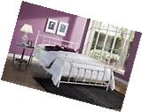 Metal Bed Frames With Headboard Footboard Queen Knobs