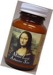 2-pack Mona Lisa 2-ounce Metal Leaf Adhesive