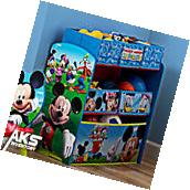 Mickey Mouse Kids Toy Organizer Bin Children's Storage Box