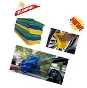 Microfiber Cleaning Cloth 24 Pack Rag Towel Car Detailing