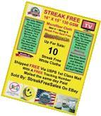 Streak Free MicroFiber Cleaning Cloths 10 Pack!  Made in