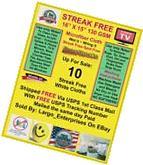 Streak Free MicroFiber Cleaning Cloths   Wow! FAST FREE Ship