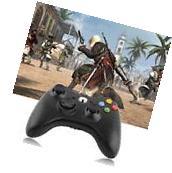 New Microsoft Xbox 360 Game Remote Controller for PC