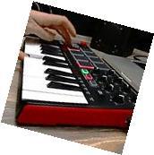 MIDI Controller Keyboard USB Drum Beat Machine Portable