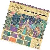 Graphic 45 Midnight Masquerade 12x12 Paper Pad