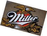 MILLER BREWING COMPANY lite classic logo STICKER SIGN tacker