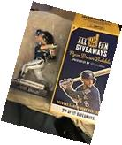 Milwaukee Brewers Ryan Braun Bobblehead 2nd of 17 Giveaways