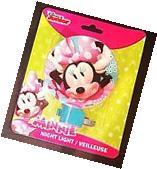 NEW Disney's Minnie Mouse Junior Night Light A