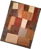 Wood Veneer variety pieces pack 20 square feet Artist craft exotic Marquetry box