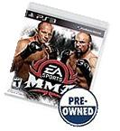 Ea Sports Mma - Pre-owned - Playstation 3