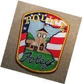 MN Foley Minnesota Police Patch