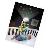 Mobile Projection Baby Music Crib Musical Fisher Price