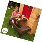 KidKraft Modern Outdoor Playhouse Brand New