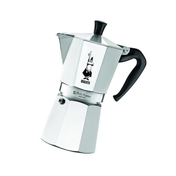 Bialetti 6801 Moka Express 9-Cup Stovetop Espresso Maker ,