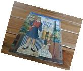 AMERICAN GIRL MOLLY PAPER DOLLS WITH BACKGROUND SCENES