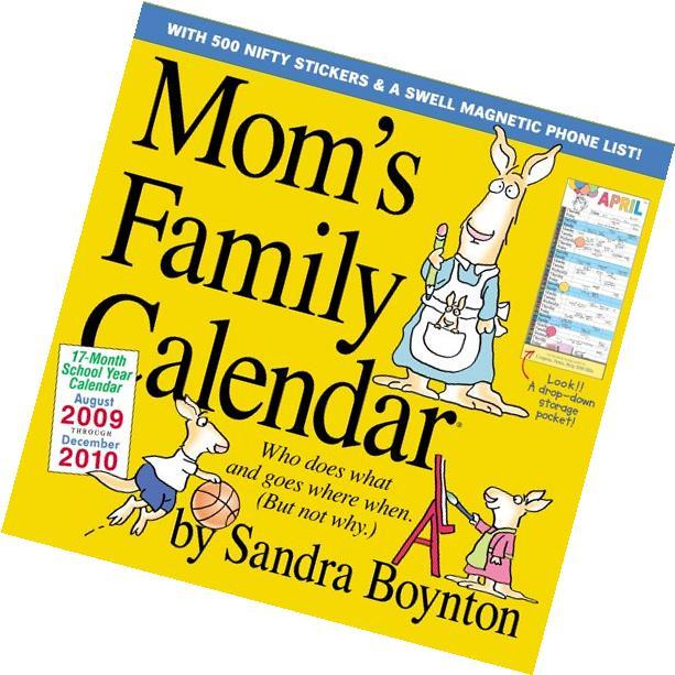 Mom's Family Calendar 2010