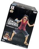 MONKEY D LUFFY Dramatic Showcase 3rd Season Vol. 4 Figure