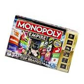 Monopoly Empire Board Game NEW, FREE SHIPPING