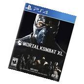 Mortal Kombat XL PS4 Sony PlayStation 4 Brand New Factory