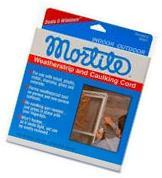 Mortite Weatherstrip And Caulking Cord