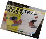 4M MOUSETRAP RACER #3779 SCIENCE EXPERIMENT NEW IN BOX