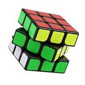 MoYu AoLong V2 3x3x3 Speed Cube Enhanced Edition Black