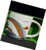 "Starbucks Mug Hawaii ""You are here"" 14 oz. - Brand New"