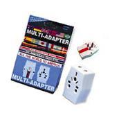Multi Adapter Travel Europe to USA Power Plug Adaptor