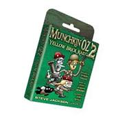 Munchkin OZ 2: Yellow Brick Raid Expansion SJG 4432
