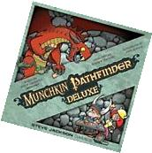 MUNCHKIN PATHFINDER DELUXE BASE CARD GAME FACTORY SEALED NEW