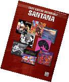 """SANTANA-EASY GUITAR ANTHOLOGY"" MUSIC BOOK-BRAND NEW ON SALE"