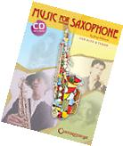 Music for Saxophone Alto & Tenor Sax Sheet Music Play-Along