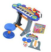 37 Key Kids Musical Electronic Keyboard Organ Piano