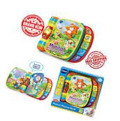 VTech Musical Rhymes Interactive Book Toy For Kids With 6