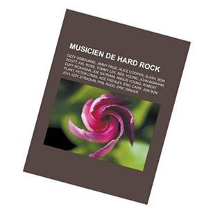 Musicien de Hard Rock: Ozzy Osbourne, Jimmy Page, Alice