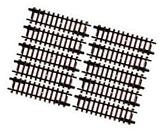 """Arnold 57.5mm 2.2"""" N Scale / Gauge Straight Track - 10"""