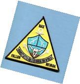 NAS NAVAL AIR STATION FALLON NV US Navy Base Squadron Jacket