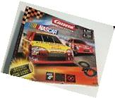 NASCAR Carrera Racing Track System - IN BOX - 62180 1:43 scale ** see descrip