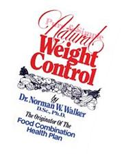 Natural Weight Control