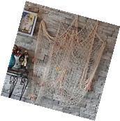 Nautical Decorative Fishing Net Seaside Door Wall Decoration