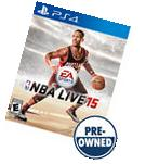 Nba Live 15 - Pre-owned - Playstation 4