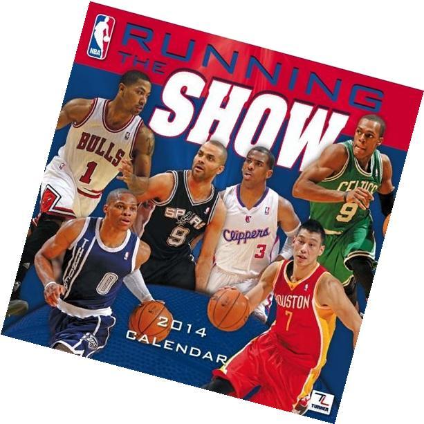 NBA Running the Show 2014 Calendar