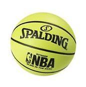 Spalding NBA Street Basketball Ball Glow in the Dark for